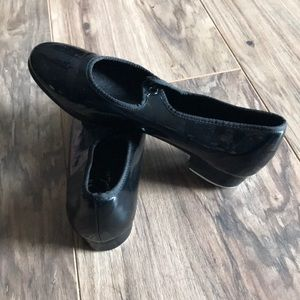Other - American Ballet Theater Black Tap Shoes EUC